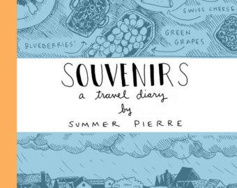 SUMMER PIERRE COMICS & ILLUSTRATION by summerpierre on Etsy.