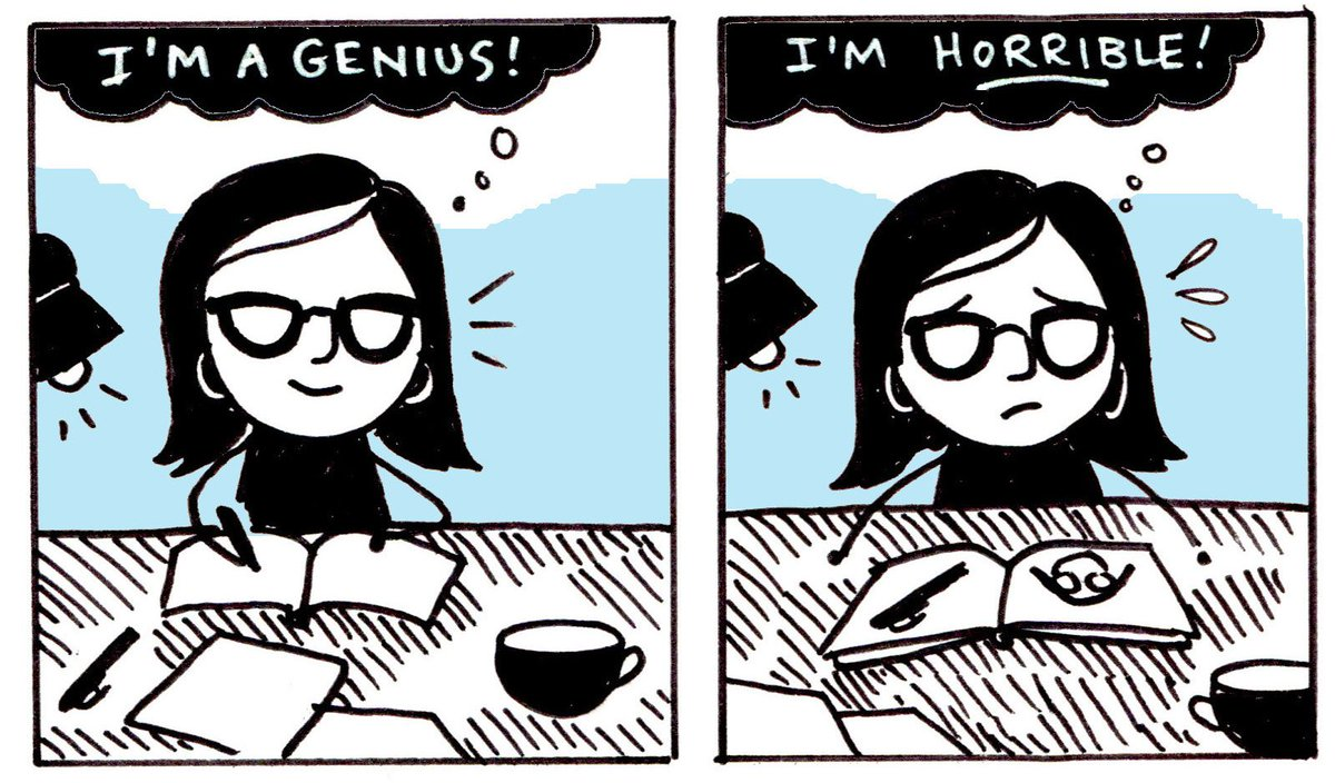 """Summer Pierre on Twitter: """"Here's me on a comic I'm working on."""
