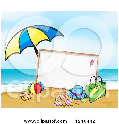 Beach Umbrella Posters & Beach Umbrella Art Prints #1.