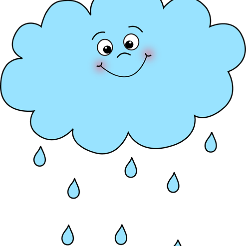 Clipart summer rain, Clipart summer rain Transparent FREE.