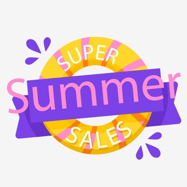 Summer Summer Summer Sale, Color, Label, Discount PNG.