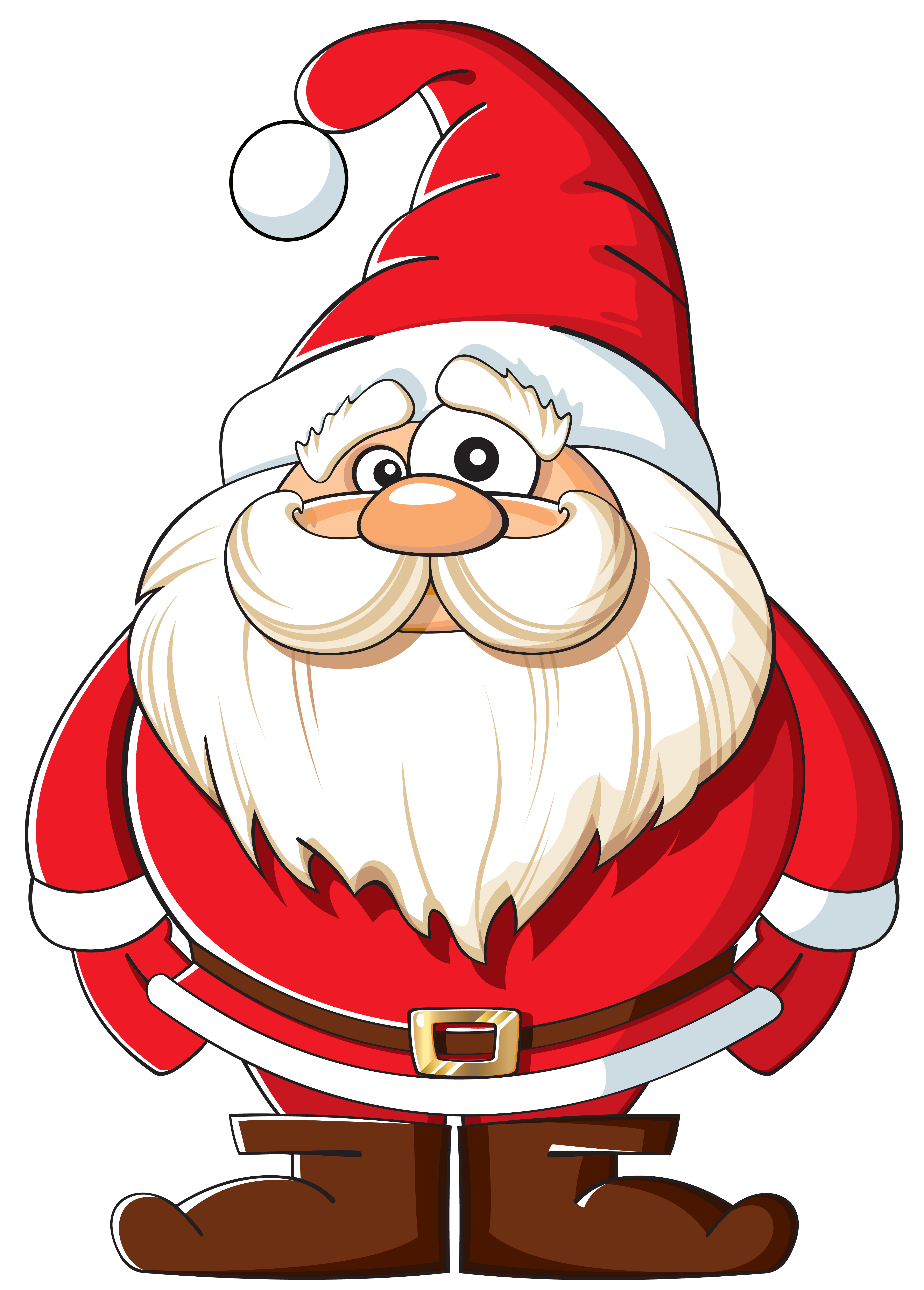 Santa clipart summer, Santa summer Transparent FREE for.