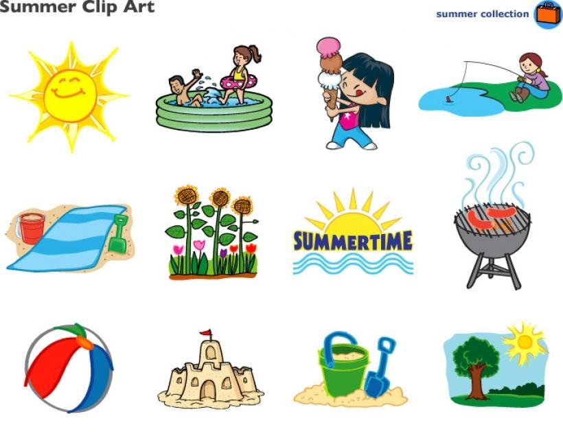 summer season pictures clipart summer season clip art clipartsco.
