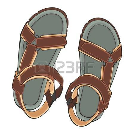 11,104 Sandals Cliparts, Stock Vector And Royalty Free Sandals.