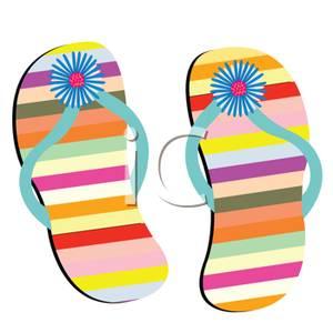 Sandal 20clipart.