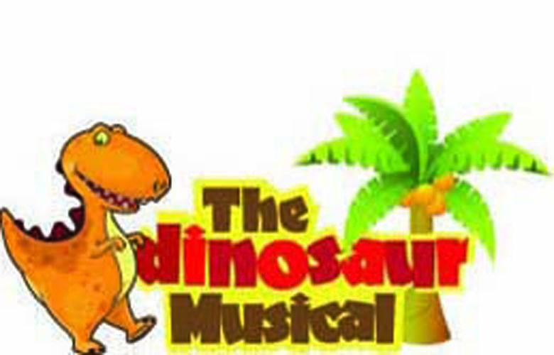 UD Summer Stage presents 'The Dinosaur Musical'.