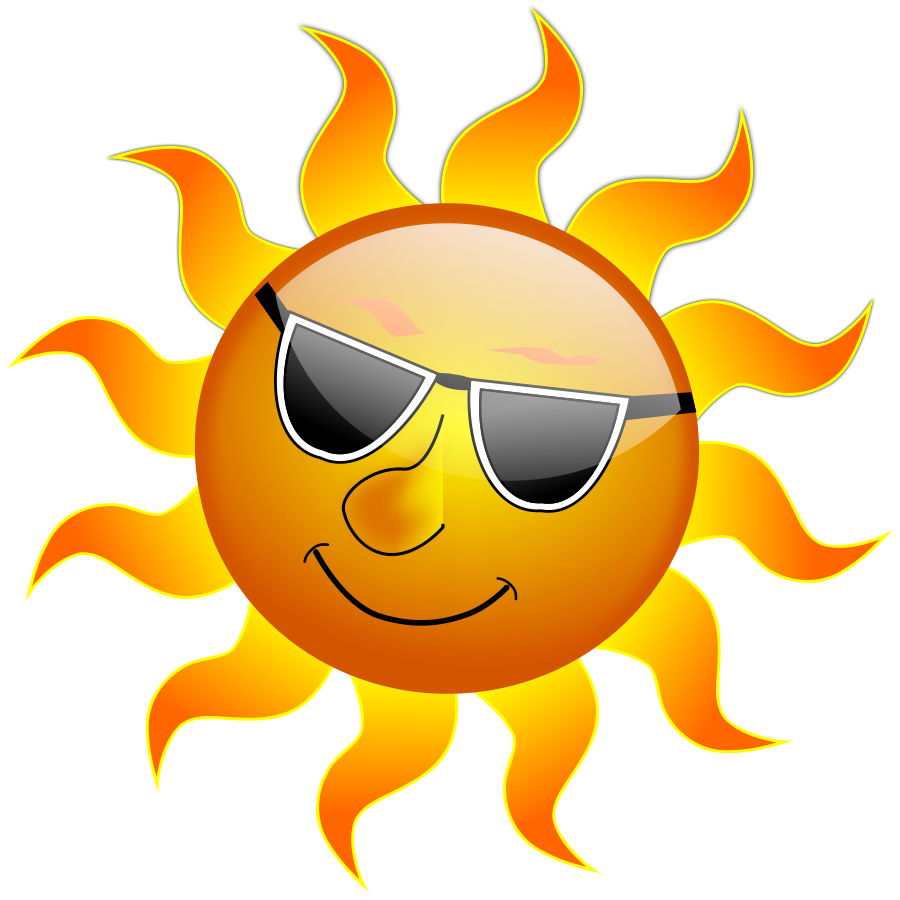 free sun vector clipart clipground rh clipground com  sunlight images clipart
