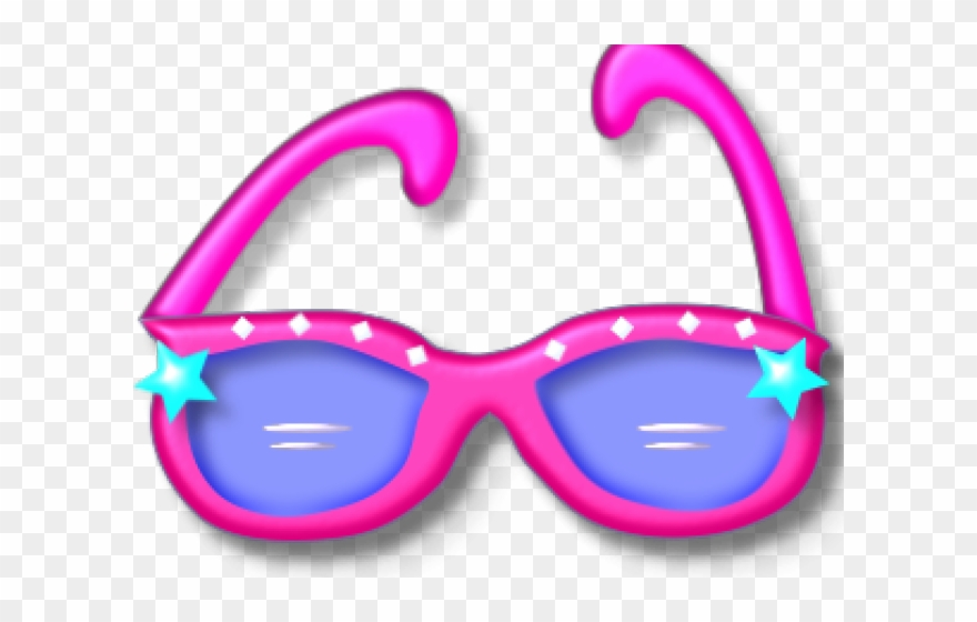 Pink Clipart Sunglasses.