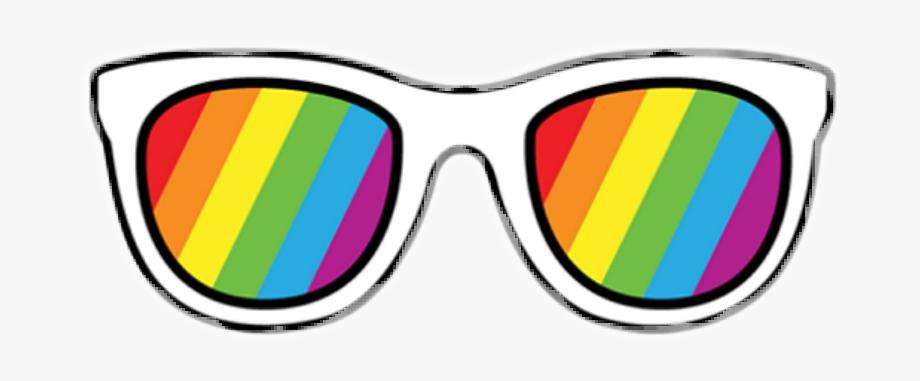 sunglasses #shades #sunnydays #summer #rainbow #lens.