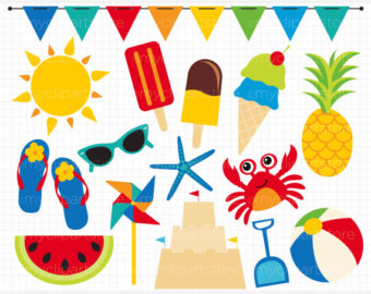 Summertime Clip Art & Summertime Clip Art Clip Art Images.