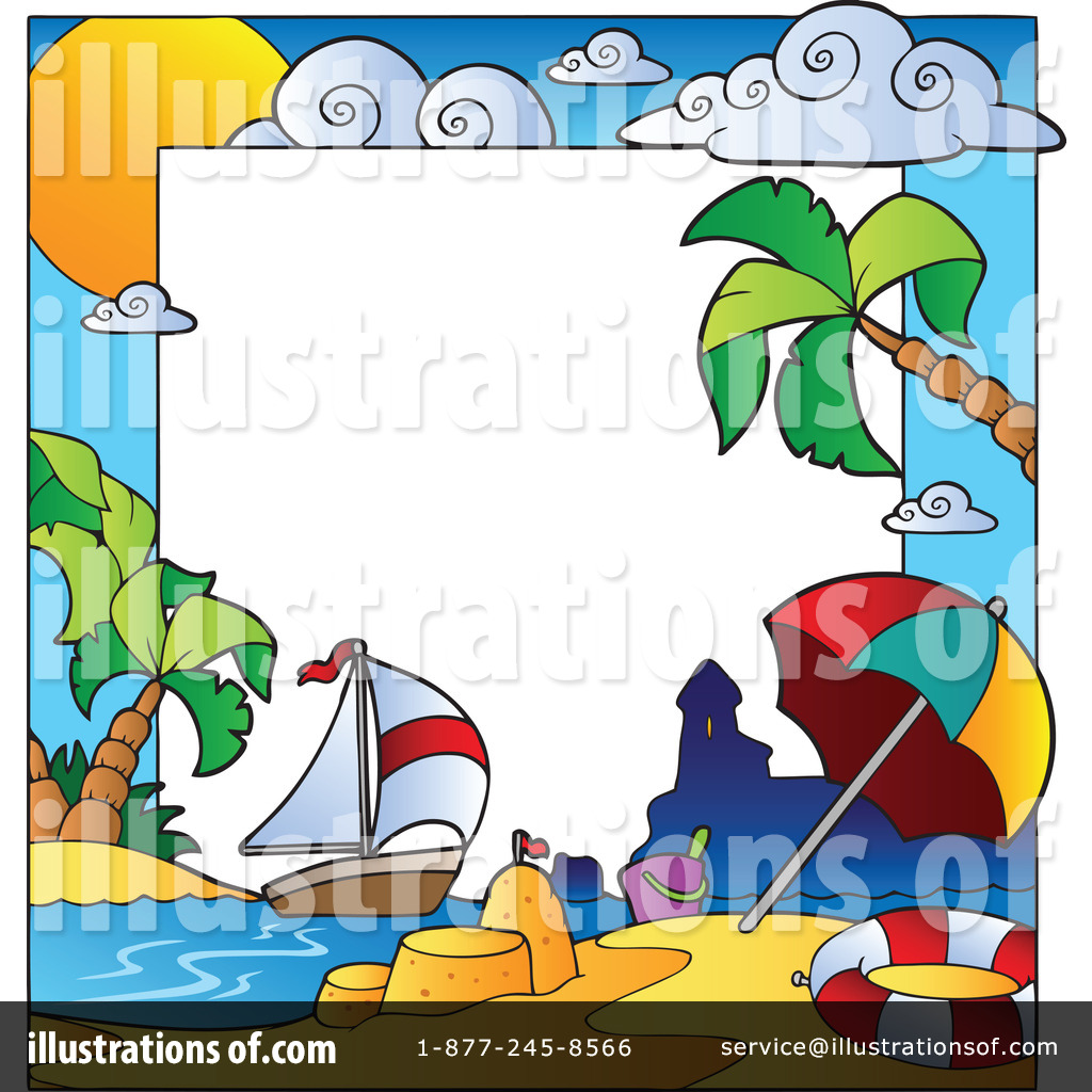 Summer Time Clipart #1067081.