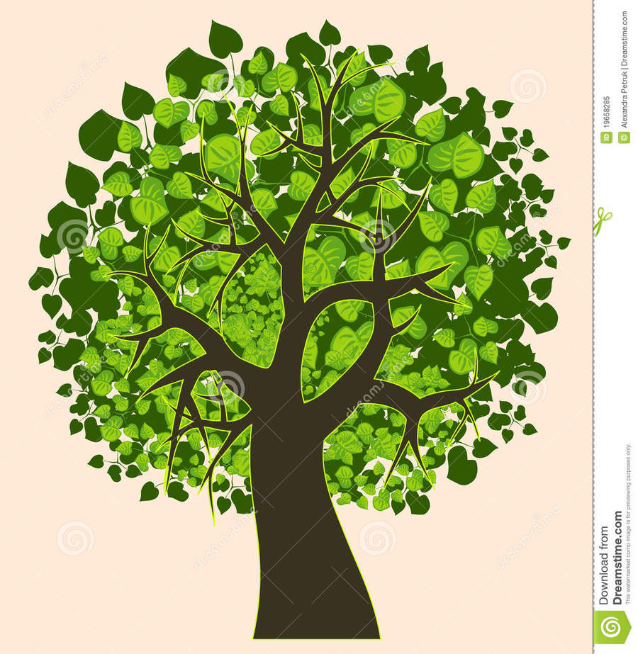 Download summer tree clipart Tree Clip art.