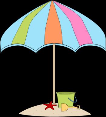 59+ Beach Umbrella Clipart.