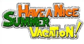 Free Summer Vacation Clipart.