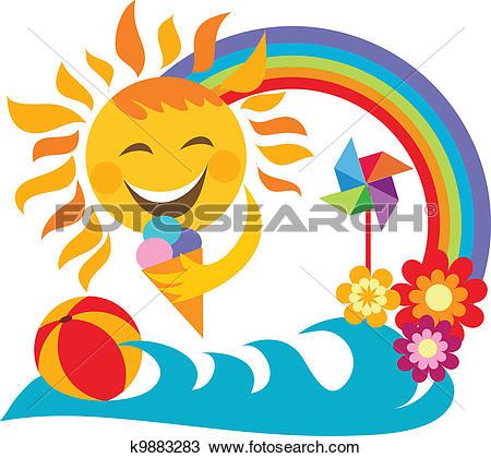 Summer vacation Clipart and Illustration. 70,928 summer vacation.