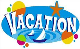 497 Summer Vacation free clipart.