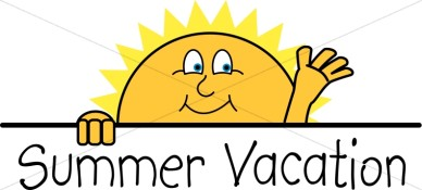 Free clipart summer vacation 1 » Clipart Station.