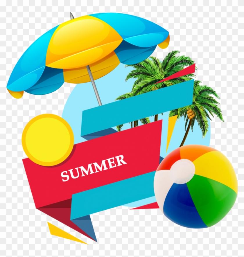 Best Summer Png Elements.