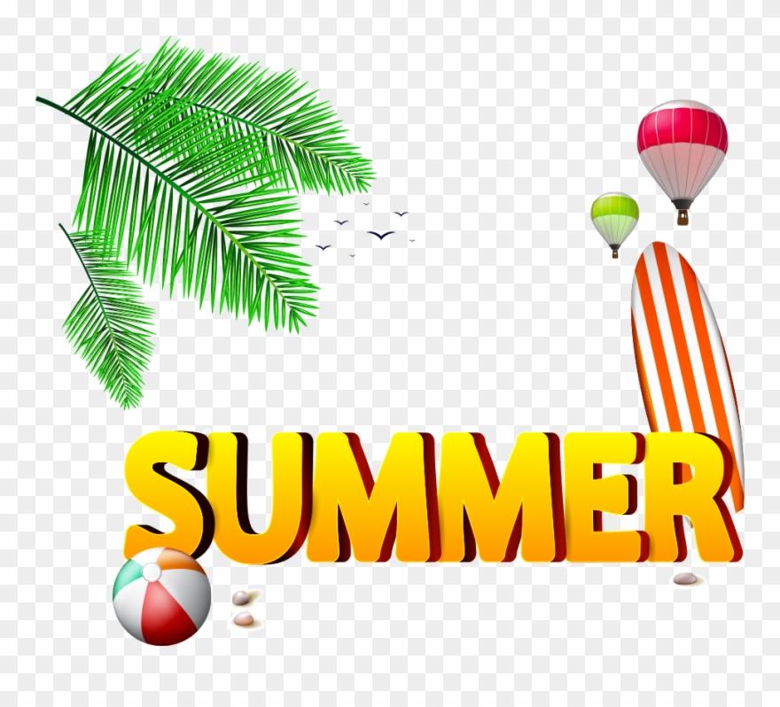 Clipart Summer Beach Ball.