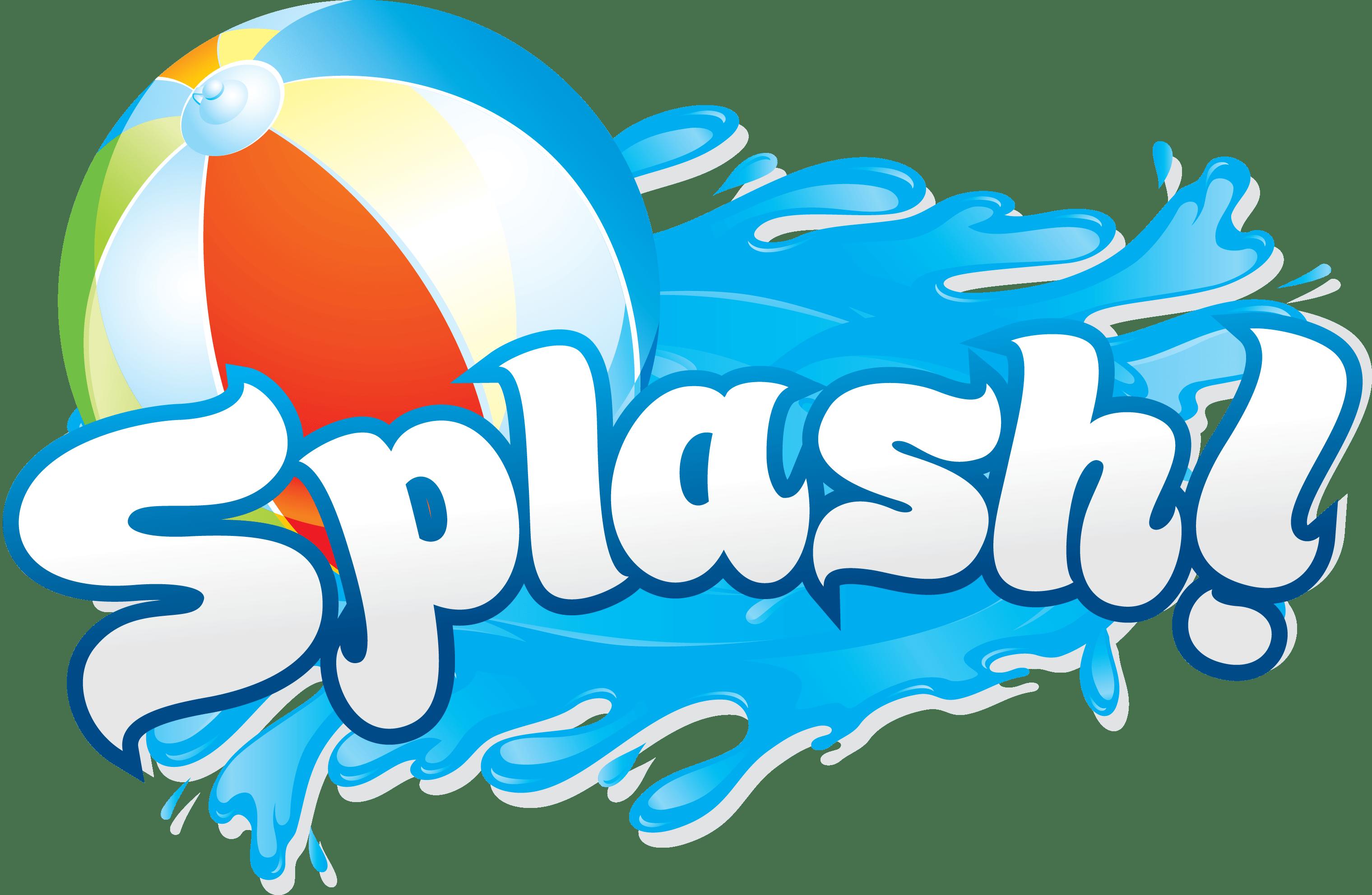 Borde de Clip Clip de Pool Splash.