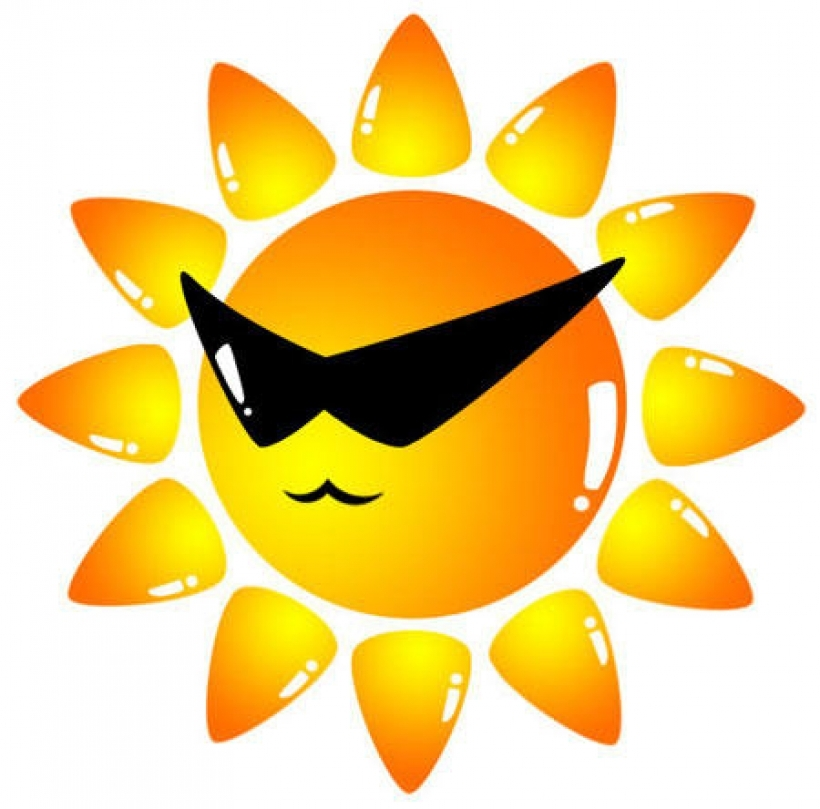 hot summer clip art clipartsco pertaining to summer weather.