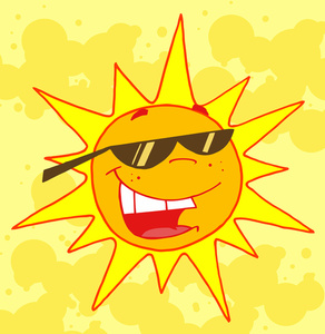 Summer Weather Clipart.