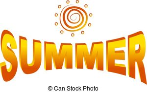 Word summer Clipart and Stock Illustrations. 18,410 Word.