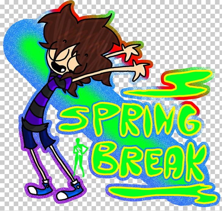 Work of art Artist, Spring Summer Break PNG clipart.