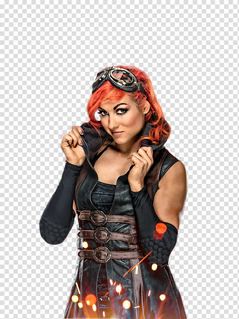 Becky Lynch Topps Slam SummerSlam transparent background PNG.