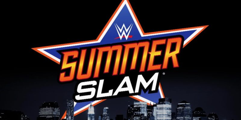 First official SummerSlam match confirmed.
