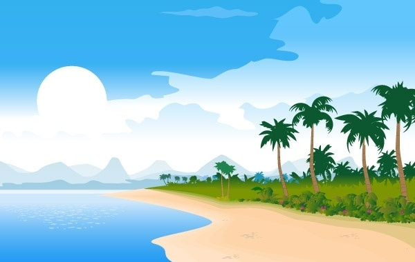 Free summer beach border clipart free vector download (10,475 Free.