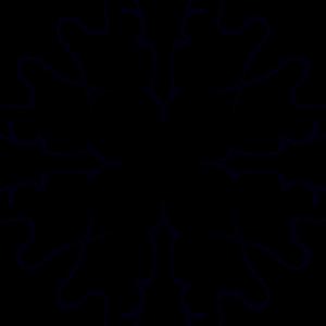 4 fold symmetry Clipart, vector clip art online, royalty free.