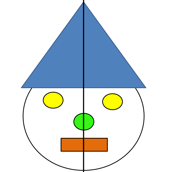 Symmetry Clipart.
