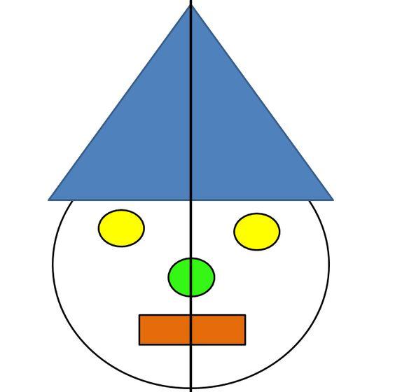Symmetry Clip Art.