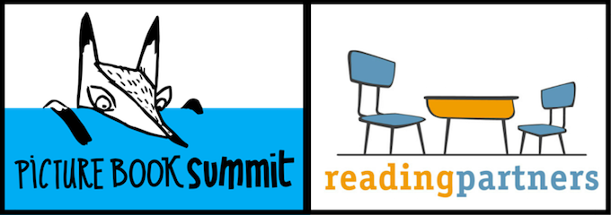 Picture Book Summit and Reading Partners Team Up.