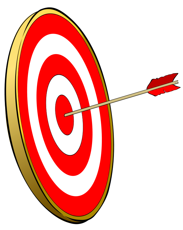 Animated Archery Clipart.