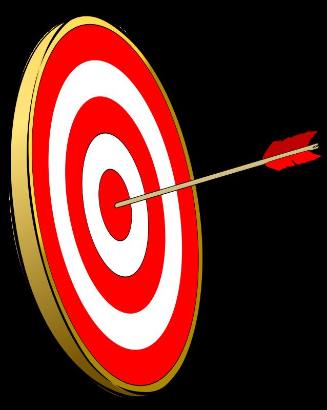 Animated Archery Clipart.