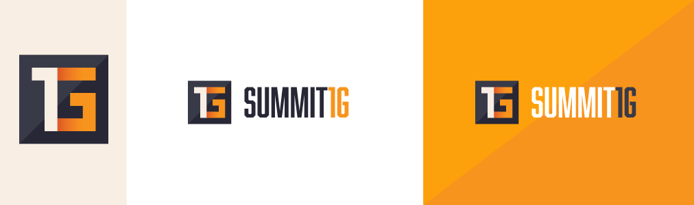 Played around and designed a new logo for summit : Summit1G.