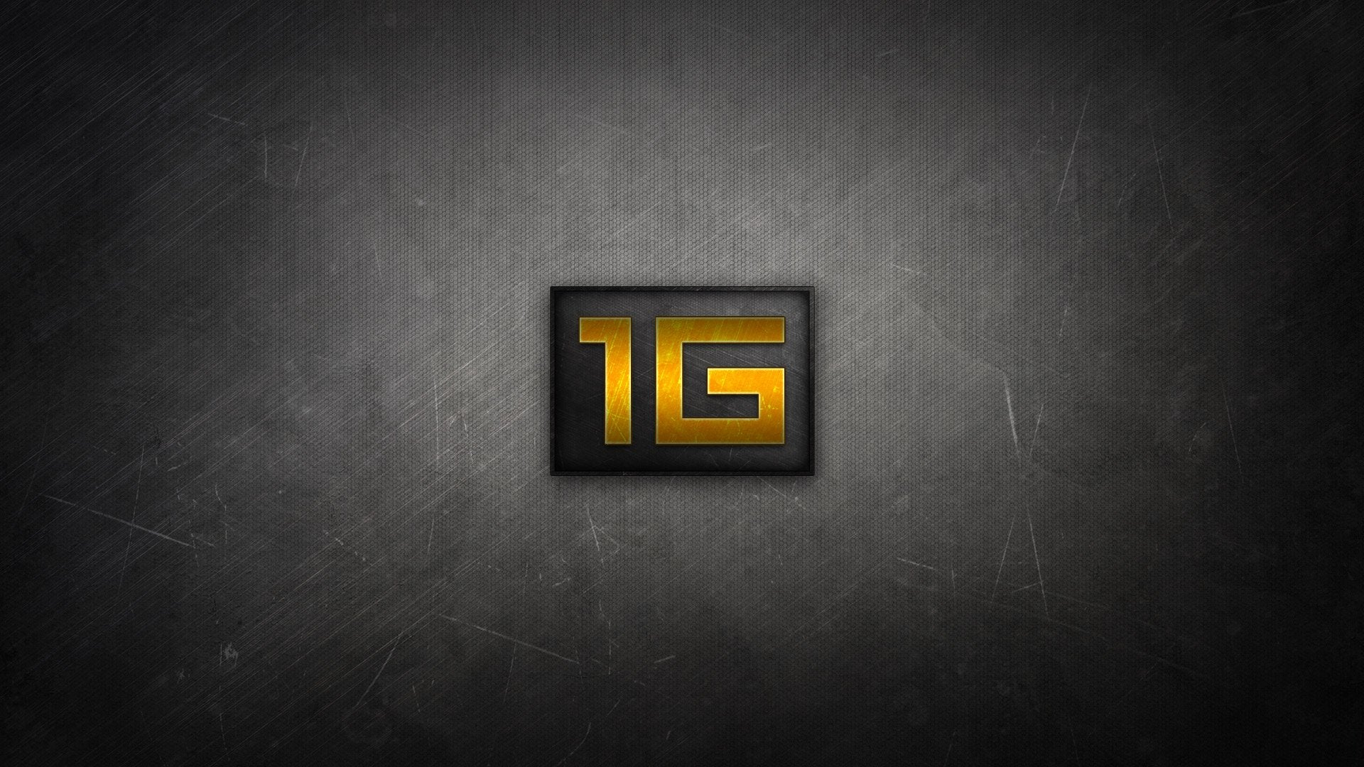 Want a 1G logo has a wallpaper? Check it out, right click on.