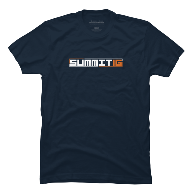 Summit1G Logo T Shirt T Shirt By Summit1g Design By Humans.