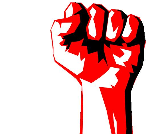 Worker Fist Clipart.