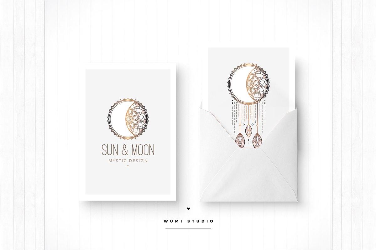 Sun & Moon.
