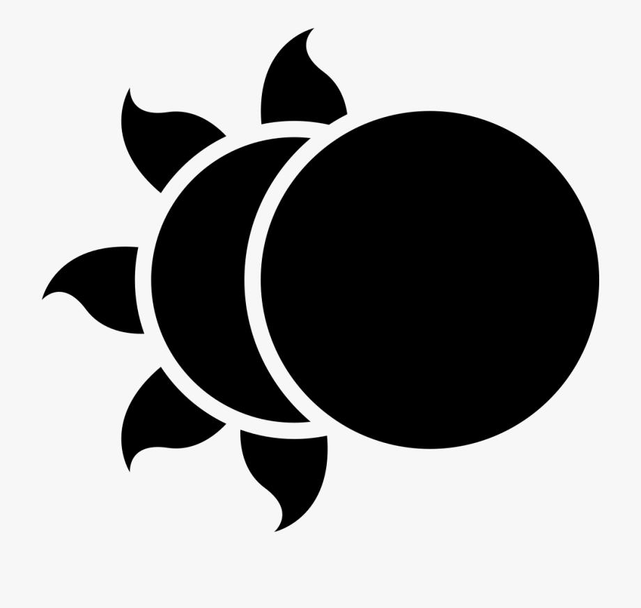 Sun And Moon Clip Art.