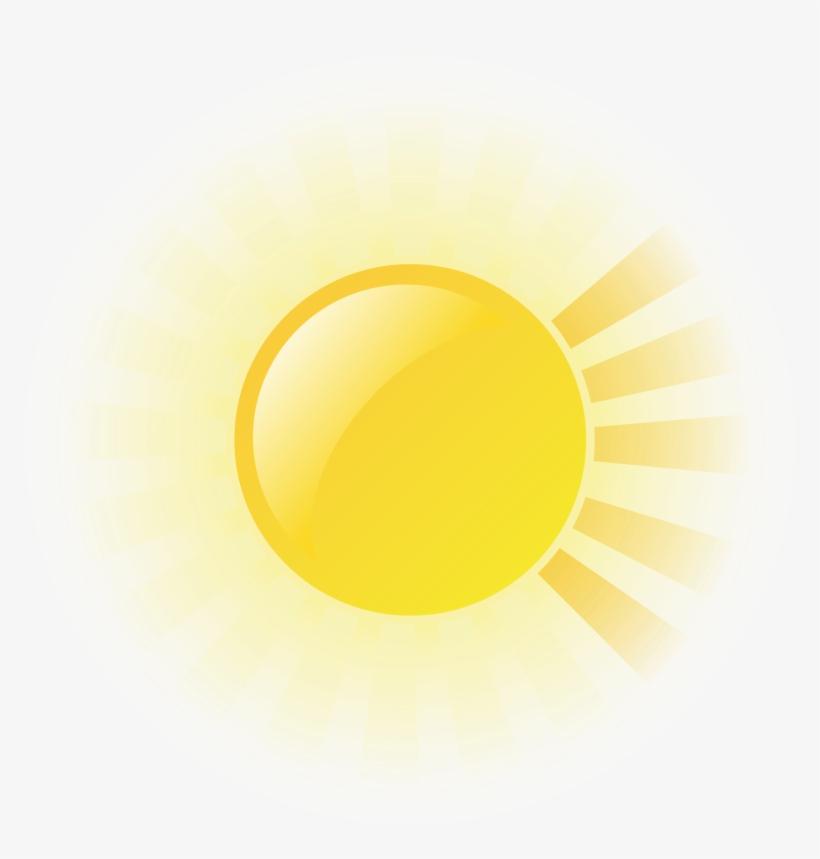 Animated Sun Rays Gif PNG Image.