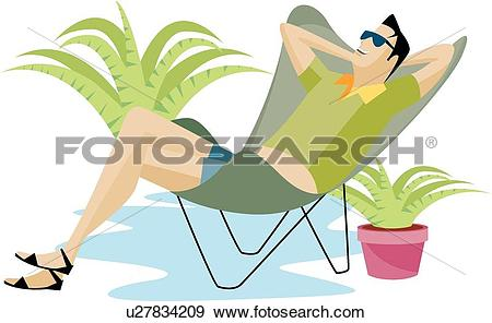 Sunbathing Clipart Illustrations. 2,095 sunbathing clip art vector.