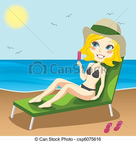 Sunbathing Clipart Vector Graphics. 2,360 Sunbathing EPS clip art.