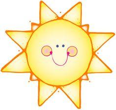 Sunbeam Clip Art.