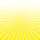 Clip Art of Colorful image with sun beam texture k3204892.