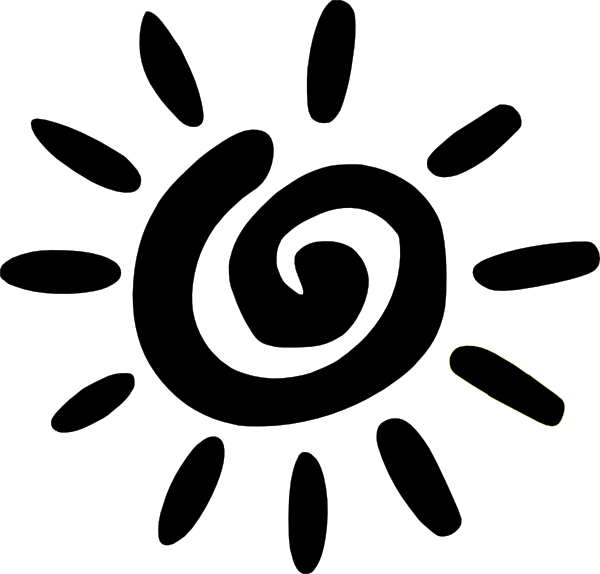 Black and white sun clipart free download clip art png.