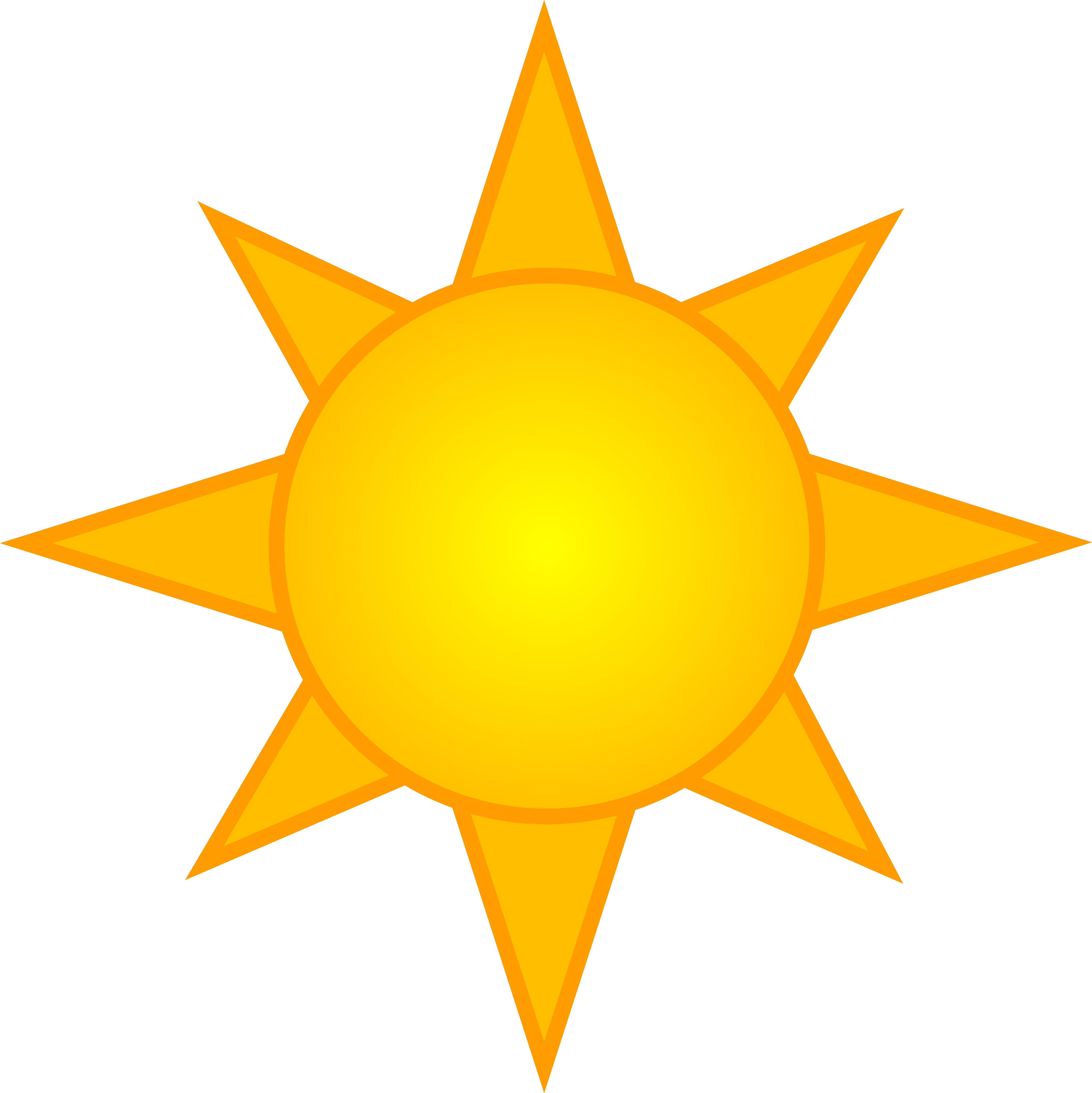 free sun clipart images.